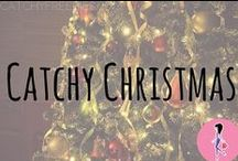 Catchy Christmas ☃ / Catch the Christmas spirit! Follow this board for our favorite winter holiday tips, tricks, decorations, DIYs, crafts, cozy recipes, fashion, makeup and sweater style inspiration, nails and hairstyle tutorials, freebies, and more!