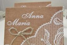 Fioreria Oltre place cards, escort card & seating chart displays / Wedding and party table plan/ Tableau de mariage