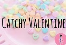 Catchy Valentines / We love Valentine's Day! Follow this board for fun Valentines crafts, freebies, recipes, DIYs, date night and decor inspiration, and activities for the season of love!