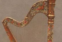 Miniature Musical Instruments / Miniature Musical Instruments