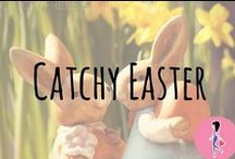 Catchy Easter / Follow this board for all the best Easter inspiration for decorations, nails and hairstyle tutorials, recipes, crafts, DIYs, activities, makeup tips, outfits, and more!