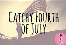 Catchy 4th of July! / Celebrate Independence Day with CatchyFreebies! Follow this board for our favorite Fourth of July recipes, drinks, crafts, DIYs, outfit and hairstyle inspiration, activities, nails and makeup tutorials, party ideas, tips, tricks, freebies, and more!