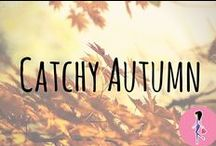Catchy Autumn! / Catch the autumn spirit with CatchyFreebies! Follow this board for our favorite fall (pumpkin!) recipes, cozy crafts, decorations, DIYs, activities, fashion and outfit inspiration, nails and hairstyle tutorials, makeup tips, and more!