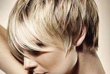 Frisuren / Haarschnitt