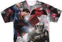 Batman Vs Superman Apparels / Batman Vs Superman in robes, tshirts, hoodie,