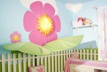 Kids wall decor / Kids wall decor ideas