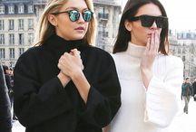 • Kendall and Gigi •