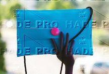 Handmade Handbag Hade_pro / Handmade accessories Hade_pro destined to become essential to unprecedented outfits