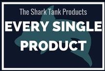 Every Single Shark Tank Product / (Under construction!) Every single product featured on the TV show Shark Tank! Amazing list!