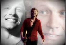 Montagens Bon Jovi / Foto montagens sobre Bon Jovi By Dri edições