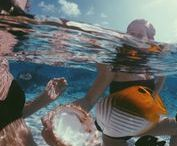 • Under the Sea •