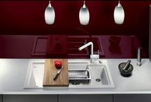 Kitchen Sinks / Kitchen sinks have evolved into the style focus of modern kitchens. Kitchen sinks are now designer items created in a wide range of materials. CONTACT ALARIS FOR MORE INFORMATION ON THESE QUALITY PRODUCTS AND LEARN HOW MUCH YOU CAN SAVE. CLICK ON ANY IMAGE.
