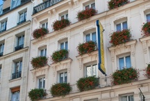 Grand Hôtel Lévêque - 29 rue Clerc, 75007 Paris +33 (0)1 47 05 49 15 / The Grand Hôtel Lévêque is a charming hotel, ideally located in the heart the most picturesque pedestrian street of Paris left bank, where you will enjoy many restaurants, bars and shops. The Hotel offers you a great comfort and a full range of services for a restful stay inside the Rue Cler.