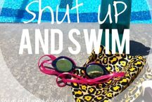 swimming is awesome :)