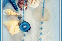 My work: jewelry / Χειροποίητα κοσμήματα