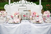 Sweetheart Tables & Head Tables