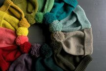 Tricot & crochet / tricot & laine / by ***