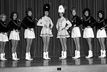 Majorettes / I was a Majorette when I was young and want to keep the memory alive. There aren't many left these days.... / by Debbie Williams