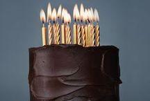 Celebration / Party ideas: cakes, pies, decor, and inspiring diy's  http://www.mintandvarnish.com