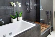 Bathroom Design Inspiration / We hope this board will provide a little inspiration to all our designers and remodelers out there, professional and amateur alike!