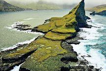 Faroe islands| Greenland