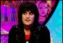 Noel Fielding / Amazing, unique and hilarious. Actor, comedian and artist, the fantastic Noel Fielding :D / by ;; ZoZo ;;