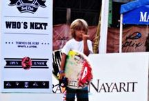 Who's Next Junior Open / 2nd annual Surf competition for the young Sayuleros :)