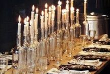 Celebration & Table Setting