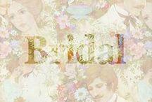 BRIDAL / All things bridal! We LOVE weddings!