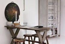 Interiors / vintage, provence, scandinavian, industrial, shabby chic