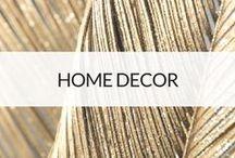 HOME | Decor