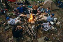 キャンプ / Camping