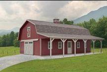 Dutch Barns