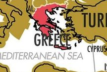 Greece - A Shared Board / This is a curated list of photos from travelers who have visited Greece