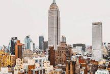 The Empire State Building!  / Neben der Freiheitsstatue DAS Wahrzeichen von New York City!