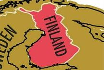 Finland - A Shared Board / This is a curated list of photos from travelers who have visited Finland