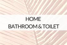 HOME | Bathroom & toilet
