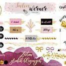 Free feminine blog kits