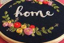 embroidery by zezehandcraft