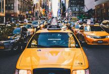 """New York Taxi """"Yellow Cab"""""""