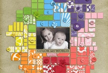 Scrapbooking Ideas / by Joyce Johnson