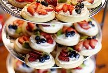 Winthrop/ARAMARK Catering ideas / by WU Events