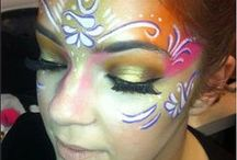 Crazy Carnival! / Find inspiration for your carnival designs!  You can find our Carnival Face Painting Kit here: http://bit.ly/Wm0Nbj