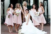 Bridesmaids Dresses, Accessories & Gifts / Stylish dress, accessories and gifts for any bridesmaid.
