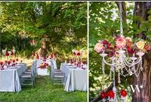 Wedding Decor / Great ideas to make your wedding and reception beautiful!