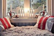 Jul/Christmas / Christmas inspiration Scandinavian style / by Cornsant by Liesbeth