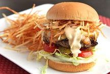 Burgers | Sliders / by David Carson