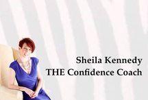 Sheila Kennedy - author, speaker, mom / What makes me who I am