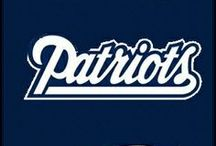 ☆ New England Patriots ☆ / by Shaelyn Phillips