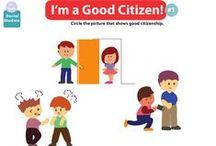 Homeschool PSCHE / Civics / Personal, Social, Citizenship and Health Education; known variously as PSHE, Social Ed, Civics, etc.